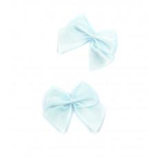 Бантики светло-голубые (1000 шт)