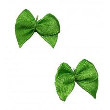 Бантики зеленые (250 шт в уп)