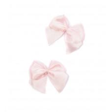 Бантики розовые (250 шт в уп)