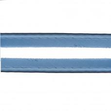 Кант атлас 076 голубой, шт