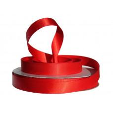 Лента атлас 1,2см 148 (33ярд в рул) красный, шт