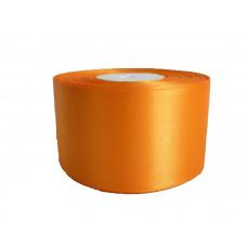Лента атлас 5см 157  (33ярд в рул) оранж, шт