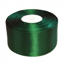 Лента атлас 5см 273 (33ярд в рул) темно-зеленый, шт