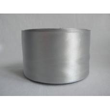 Лента атлас 5см 310 (33ярд в рул) светло-серый, шт