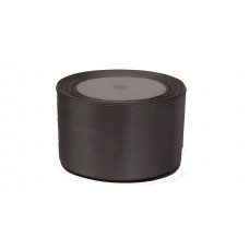 Лента атлас 5см 316 (33ярд в рул) темно-серый, шт