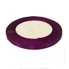 Лента 0,6см 029 (25ярдв рул) светло-фиолетовый , шт