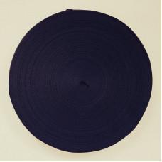 Лента окантовочная 22mm темно-синый № 26