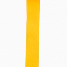 Лента окантовочная 32mm желтый