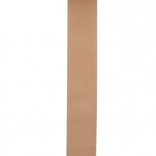 Лента окантовочная 22mm  темно-бежевый № 27