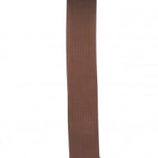 Лента окантовочная 32mm коричневый