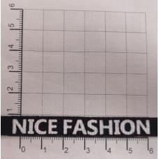 "Лента репсовая 10мм ""nice fashion"", 45м"