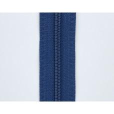 Молния рулонка Т5 200м в мотке 227темно-синий, м