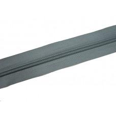 Молния рулонка Т5 200м в мотке G310 серый 15гр, м
