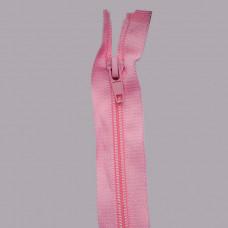 Молния спираль №5 60см 134 розовый (Упаковка 50шт.)