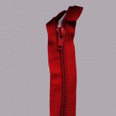 Молния спираль №5 60см 148 красный (Упаковка 50шт.)