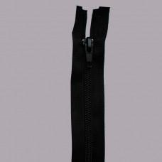 Молния спираль №5 60см 322 черный (Упаковка 50шт.)