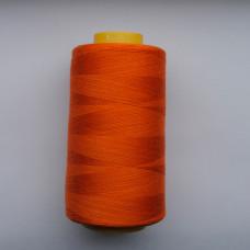 Нитки ПАНТЕРА 148 темно-оранжевый 40/2  , шт
