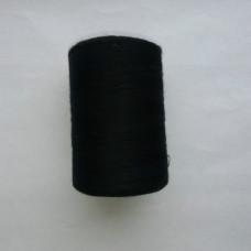 Нитки 28 S (2500км) 325 черные, шт