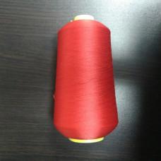 Нитки текстурир ,красный,15000 ярдов
