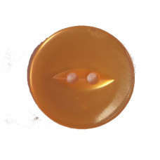 Пуговицы перламутровые 17мм 158 оранжевый 1000 штук