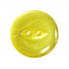 Пуговицы перламутровые 17мм 110 желтый 1000 штук