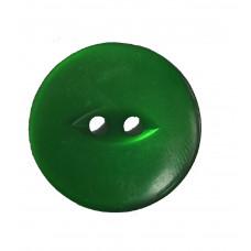 Пуговицы перламутровые  17мм 334Ттемно-зеленый 1000 штук