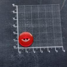 Пуговицы перламутровые 20мм 148 красный 1000 штук
