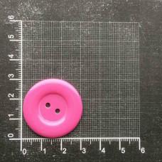 Пуговицы 48L, 30мм, упак. 100 шт., цвет сиреневый