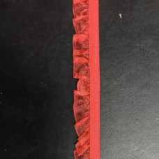 Резинка на сетке 15 ярдов   162 красный , шт