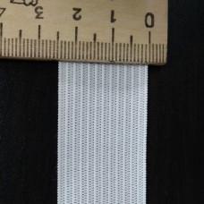 Эластичная резинка 25мм (упаковка - 50м)