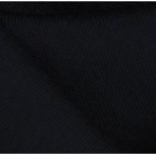 Габардин 322 черный (рулон-50 м), м