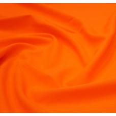 Габардин S 02  ярко-оранжевый (рулон-50 м), м