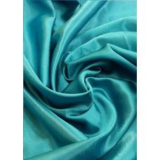 Ткань подкладочная 170Т П/Э 325 голубая (рулон-100 м), м