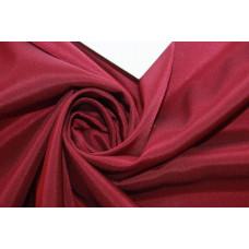 Ткань подкладочная 170Т П/Э бордовый (рулон-100 м), м